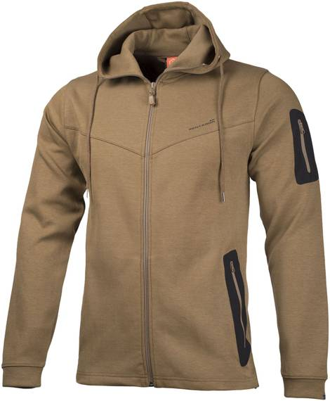 Outdoor Multi-Functional Hoodie Pentathlon - Coyote