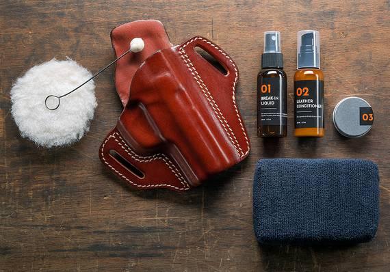 Premium Holsters Care Kit