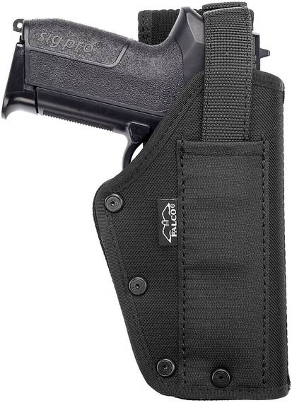 Lowered Duty Holster