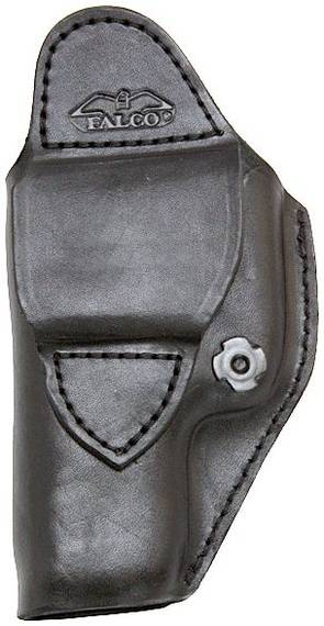 Quick Draw Leather Belt Holster