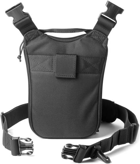 Shoulder Bag for Concealed Gun Carry