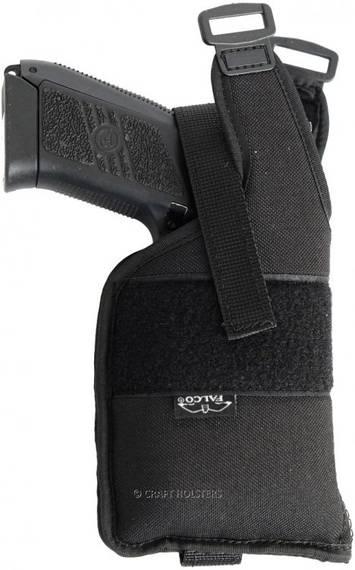 Shoulder Holster for Gun with Light