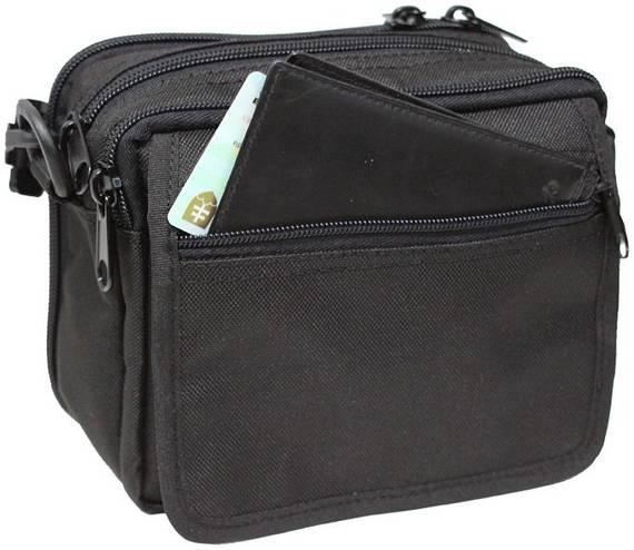 Small Concealed Carry Shoulder Bag