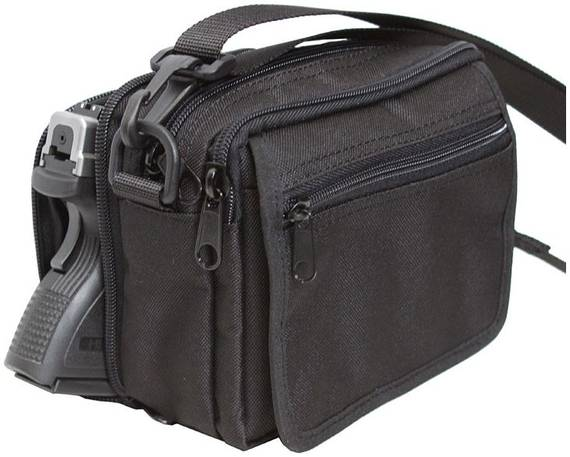 Small Concealed Carry Shoulder Bag