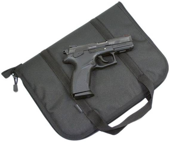 Soft Case for Gun and Accessories