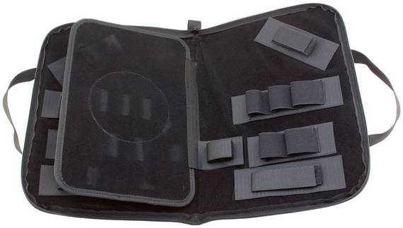Soft Case for Two Guns and Accessories