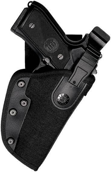 Stop-Snap Safety Belt Holster