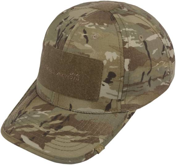 Tactical Adjustable Cap - Pentacamo