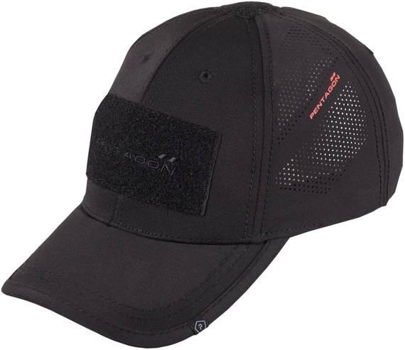 Tactical Adjustable Ventilated Cap - Black