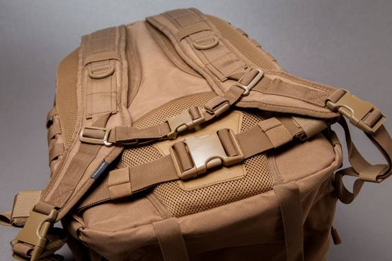 Tactical Bug Out Molle Bag EOS
