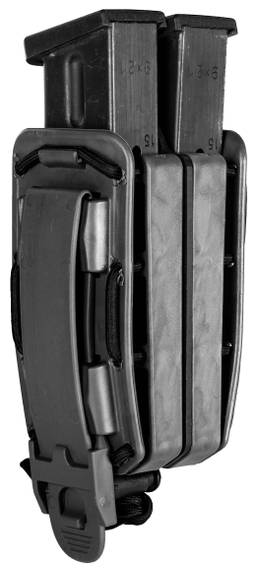 Tactical Bungy Double Magazine Case