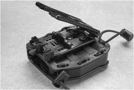 Tactical Bungy Holster