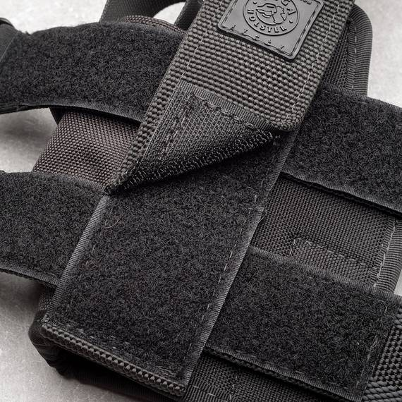 Tactical Cordura Holster w Extra Mag