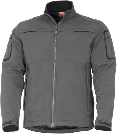 Tactical Duty Soft-Shell Jacket Kryvo - Wolf Gray