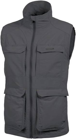 Tactical Expedition Vest Gomati - Cinder Gray