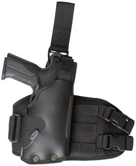 Tactical Holster for Gun w Light/Laser