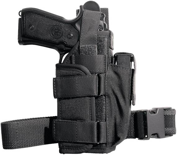 Tactical Holster for Pistol w Laser or Light