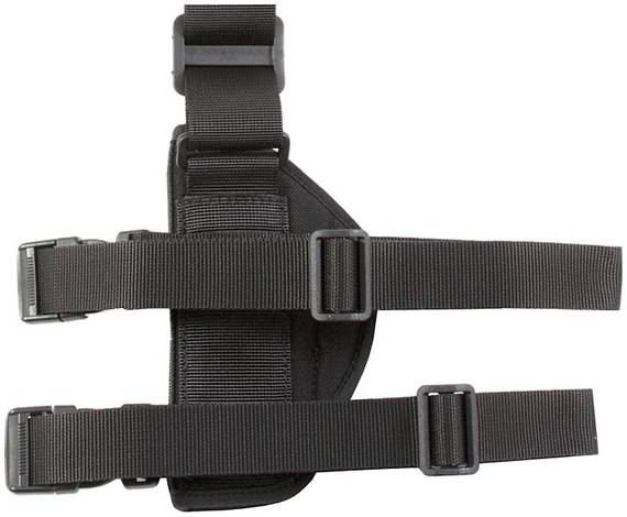 30% OFF - Tactical Holster w. 2 Leg Straps