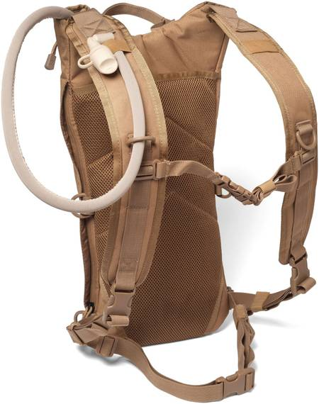 Tactical Hydration Backpack Camel 2.0