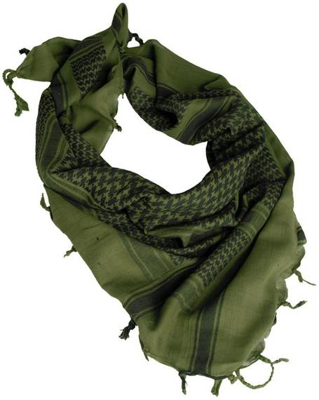 Tactical Military Scarf Shemagh - Olive