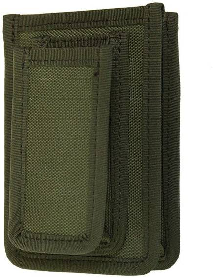 Tactical Self Holding Rifle and Handgun Magazine Pouch