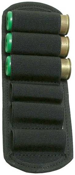 Tactical Shotgun Cartridge Holder