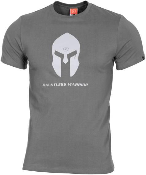 Tactical Spartan T-Shirt - Wolf Gray