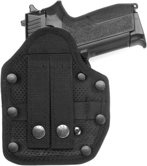 Thermo Molded Polymer Molle Holster