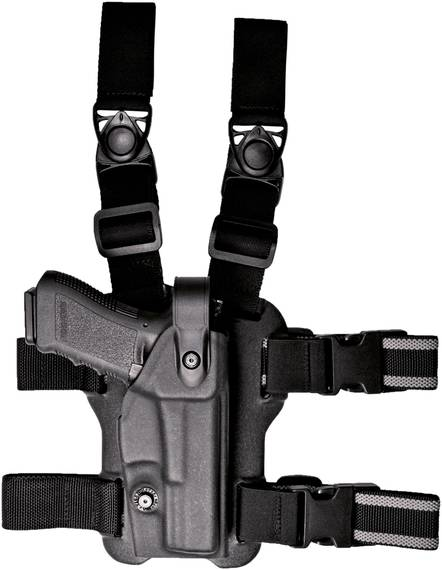 Thigh Holster with Modular Platform