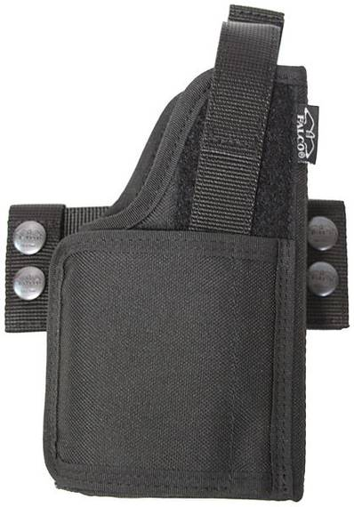 Universal Nylon Belt Holster for Gun with Light/Laser