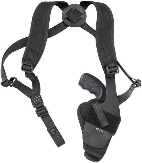 Nylon Vertical Roto Shoulder Holster