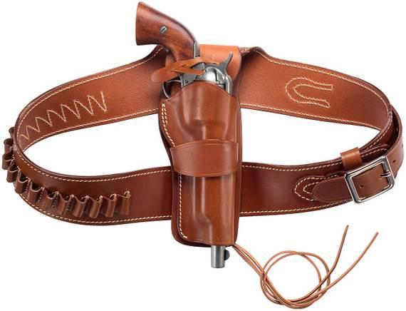 Western Holster & Belt
