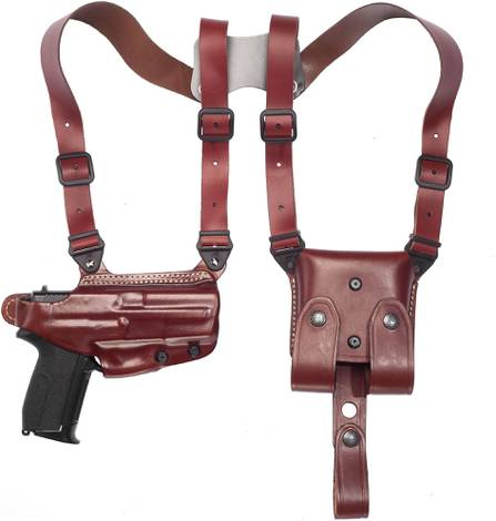 Shoulder Holster w Mag Pouch