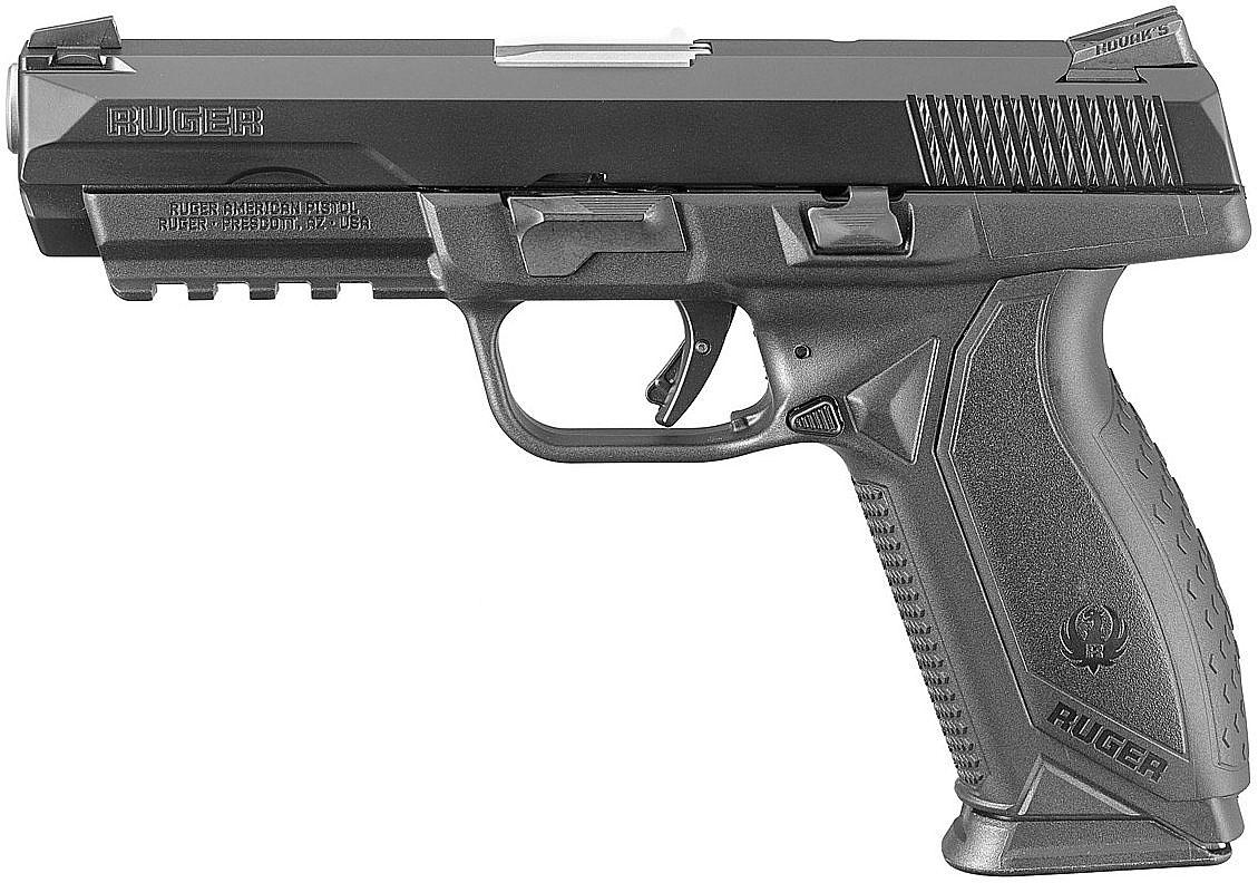 "American pistol - 4.5"""