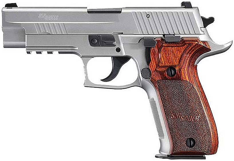 P226 Stainless Elite