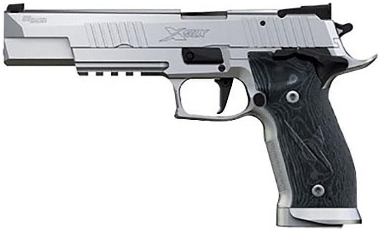 P226 X-SIX (w Rail)