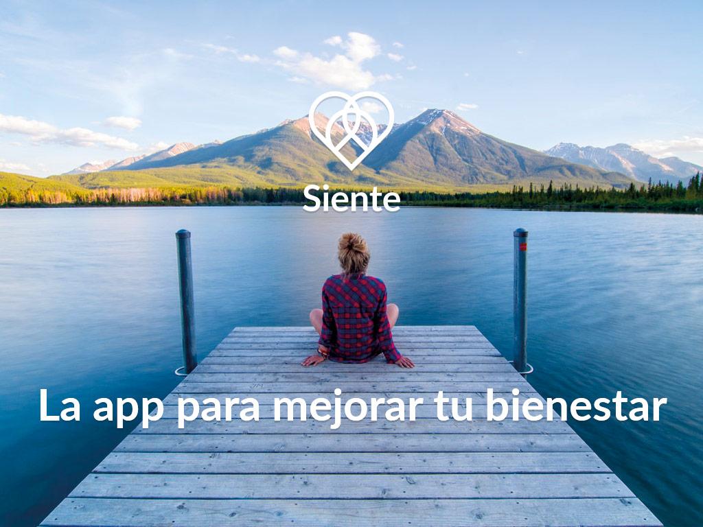 Siente. La app para mejorar tu bienestar, mediante el mindfulness ...