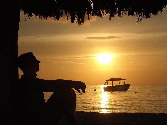 Relajarse con meditación