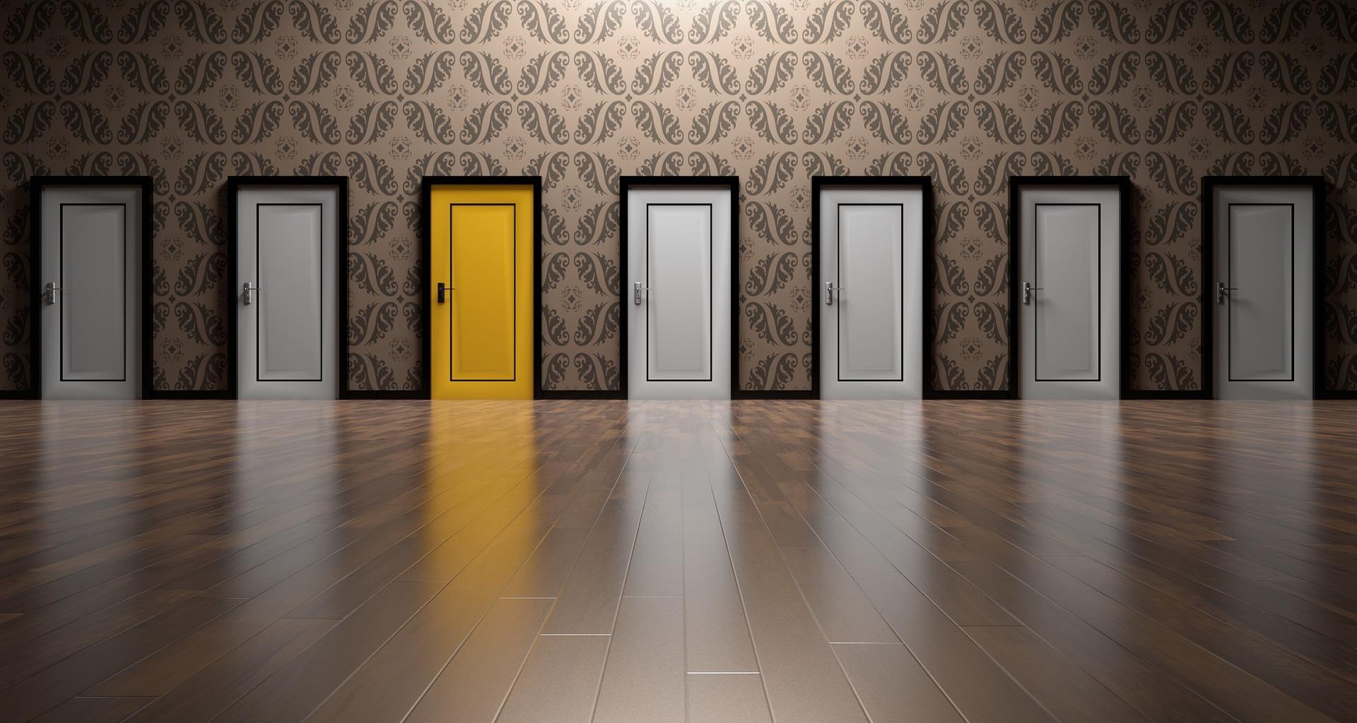 Cuando la confianza abre la puerta al miedo ve que no hay nadie al otro lado