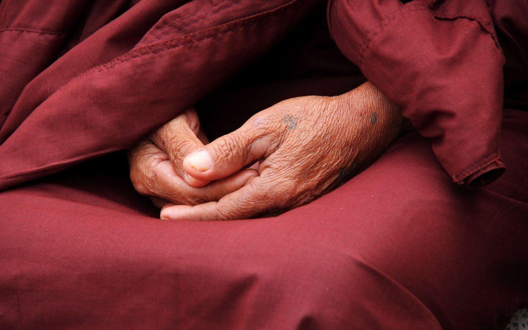 Aprende a parar a través de la meditación