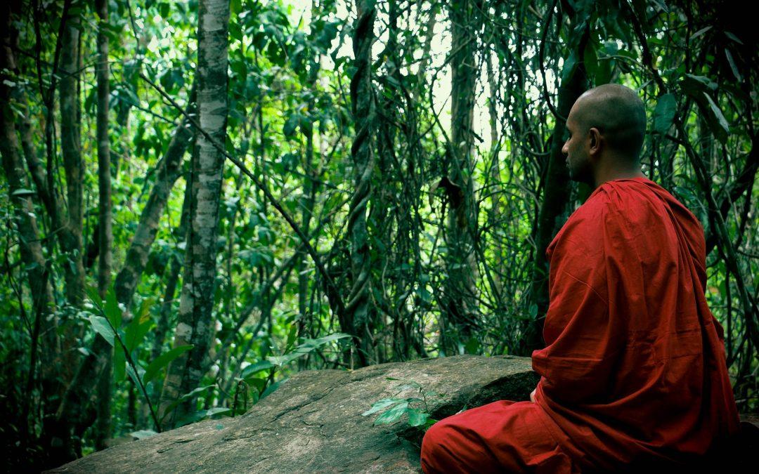 Técnicas de meditación según la tradición budista