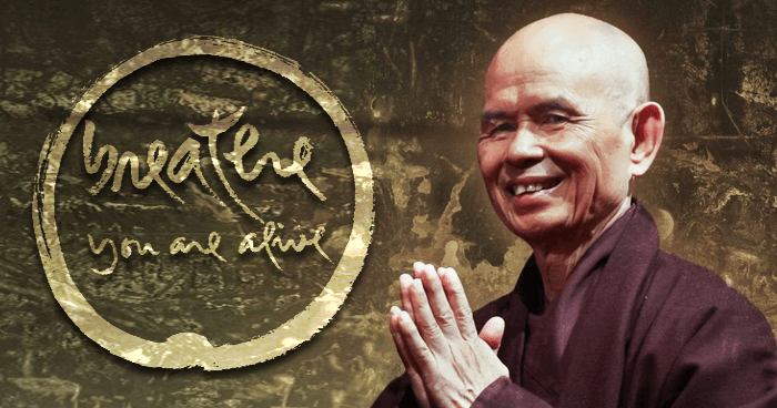 El milagro del mindfulness para Thich Nhat Hanh