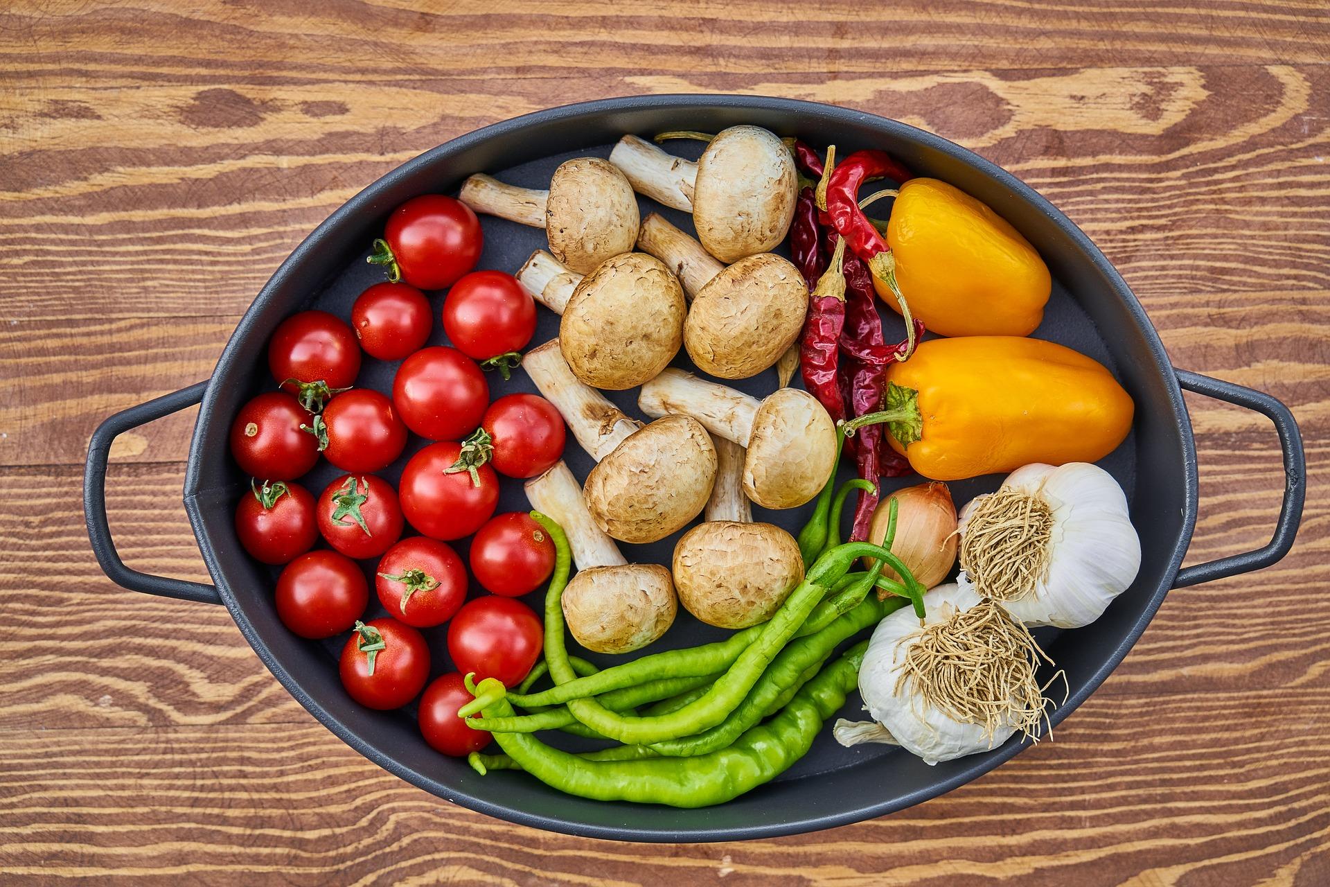 Reglas básicas para combinar alimentos