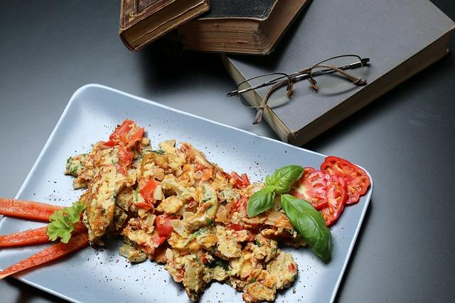 Recetas saludables con proteínas vegetales