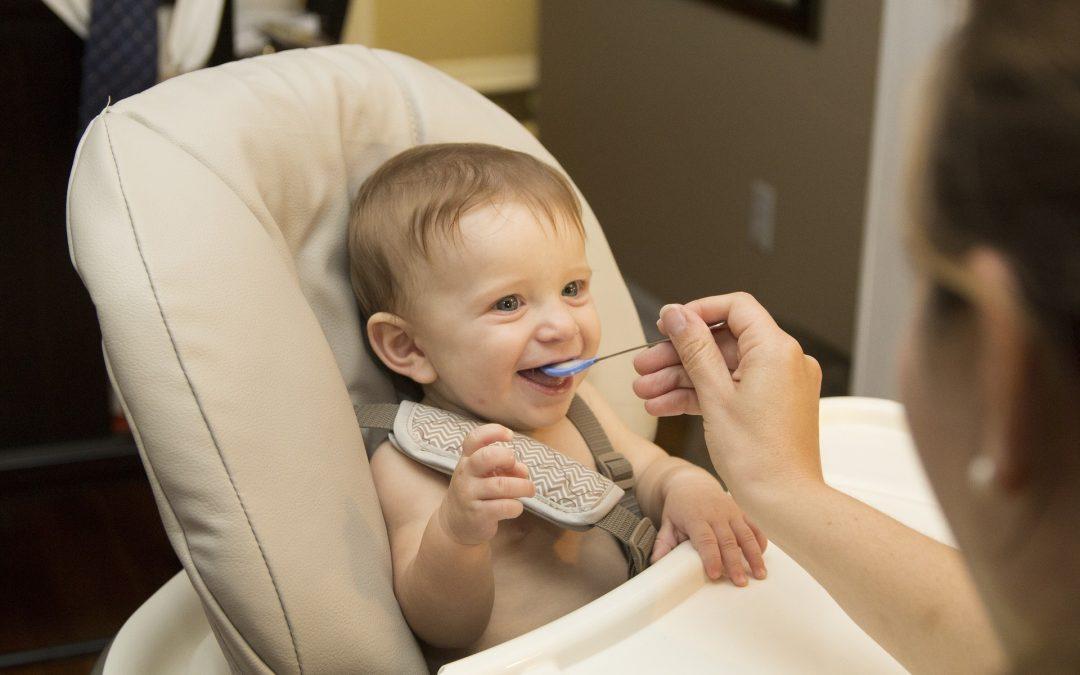Los horarios infantiles en la alimentación