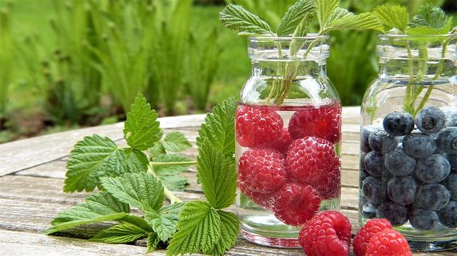 Detox fruta