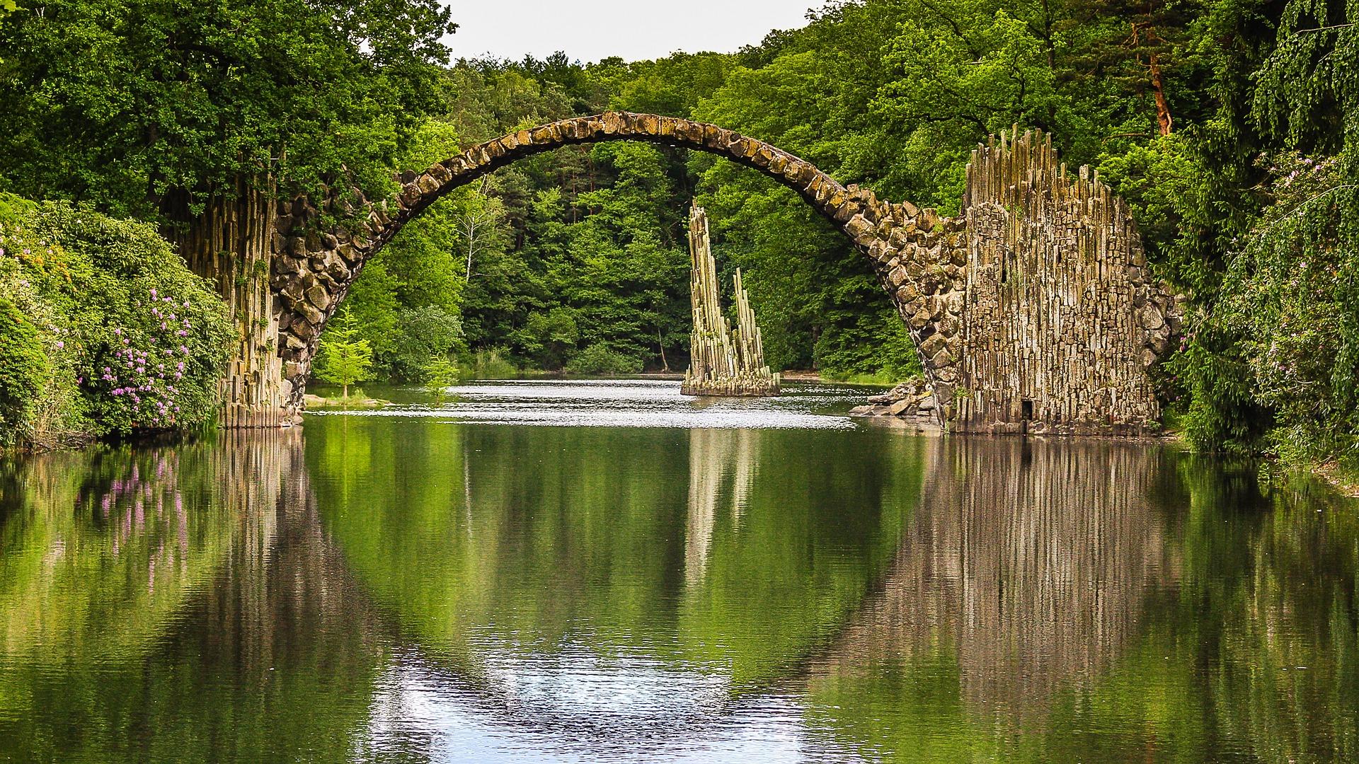 Puente del futuro y del presente