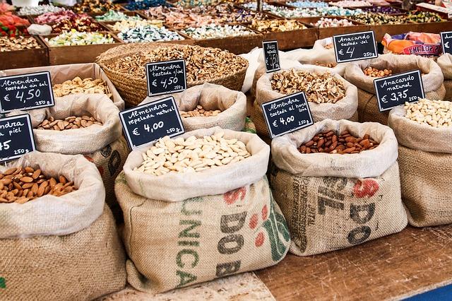 Propiedades y beneficios de los frutos secos