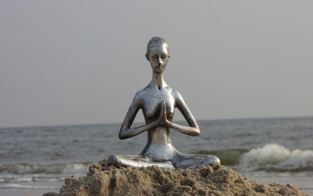 La meditación como guía para estar presente