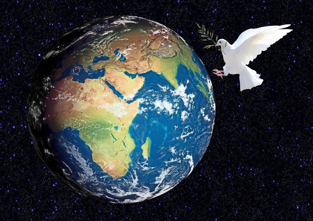 Meditación colectiva por la paz